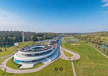 Работа ДАР/ВОДГЕО в Московской области: корпоративный университет Сбербанка