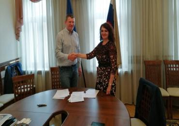 Подписан договор на разработку проекта строительства особой экономической зоны в районе Морского порта Оля Астраханской области