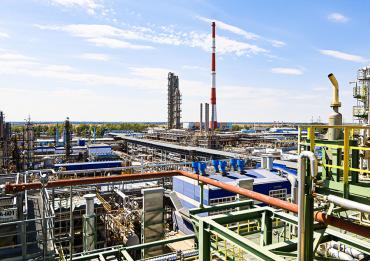 Получено положительное заключение экологической экспертизы по объекту «Расширение производств № 3, 6 по переработке газового конденсата на Астраханском ГПЗ»