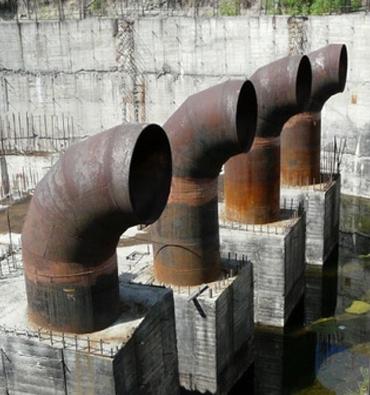Подземные и поверхностные водозаборы