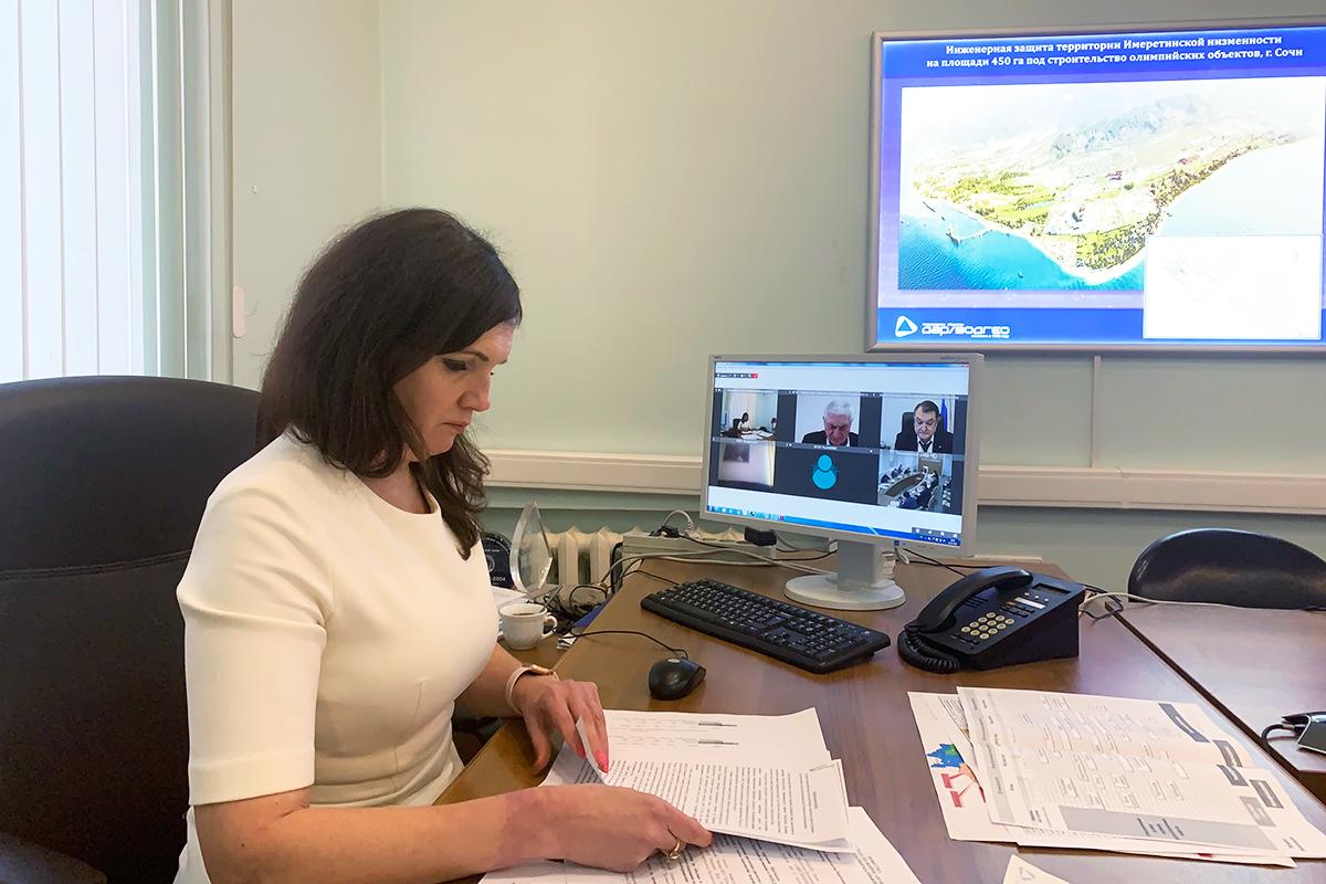 ДАР/ВОДГЕО в лице Тимофеевой Е.А. приняло участие в работе Круглого стола по вопросам обводнения республики Калмыкия
