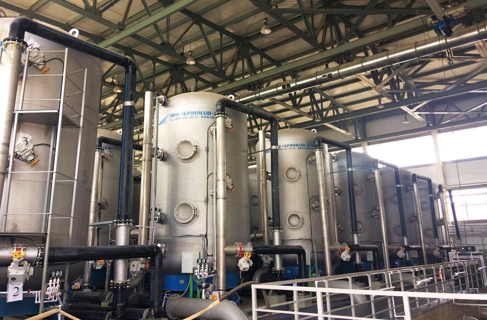 В Комсомольске-на-Амуре завершаются проектные работы строительства очистных сооружений подземных вод