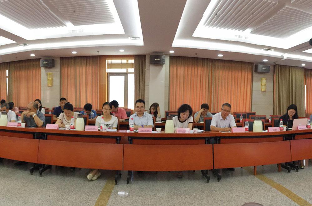 АО «ДАР/ВОДГЕО» приняло участие в китайско-российском семинаре по экологическим технологиям и промышленному сотрудничеству